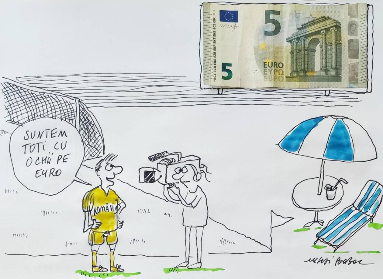 Cu ochii pe Euro 1