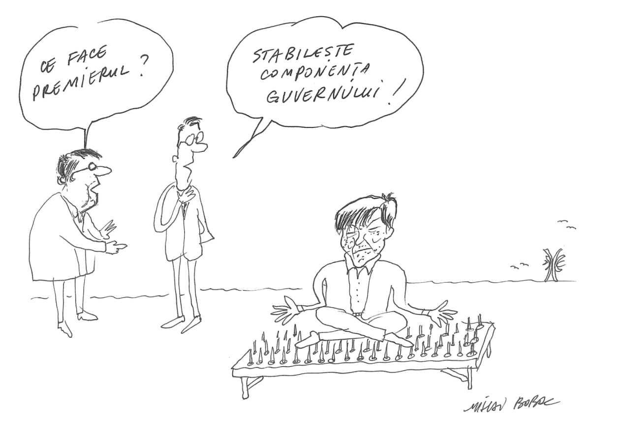 Meditații guvernamentale 1
