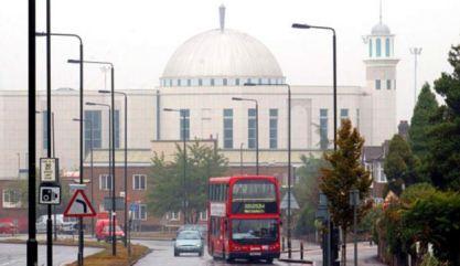 mosque london
