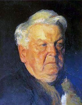 Portretul lui Mihail Sadoveanu în ultimii ani de viață