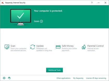 Kaspersky Internet Security 2016 v16.0.0.614 Final Free