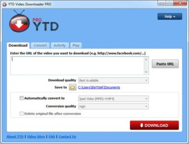 YouTube Video Downloader Pro 4.8.9.0.7