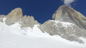 Poincenot and Fitz Roy