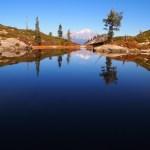 【シャスタおすすめ】キャッスルレイクとハートレイクの紅葉風景 ~美しい秋のシャスタ~