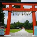 【上賀茂神社のアクセス】京都駅から楽なのはバス?早いのは地下鉄北山?路線バス?