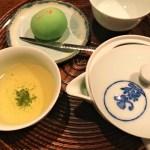 【京都】お茶の老舗「一保堂」京都本店の喫茶室「嘉木」でお茶を頂きました!