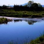 京都パワースポットは鴨川!光と青空は最高の癒し!朝の空気は澄み切ってキラキラ