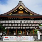7月京都はやっぱり八坂神社でしょ!祇園祭を楽しむ?縁結び?!お神輿見ながらコンチキチン♪