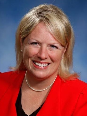 Secretary Margaret O'Brien