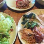 タイ料理食べ放題!グリーンカレー好きにはたまらない!!