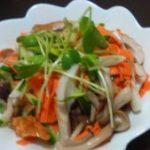 節約にピッタリな野菜、豆苗は二度美味しい