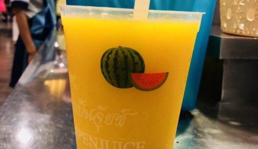 タイでおすすめのお菓子・フルーツ・飲み物