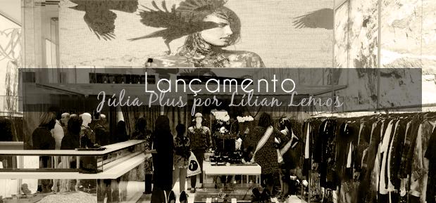 Júlia Plus por Lílian Lemos