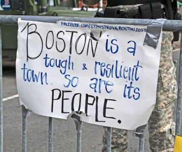 A Tribute To The Boston Marathon Bombings, One Year Later