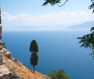 The Aegean at Nafplio, Greece