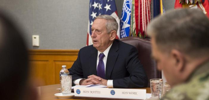 Education the key to reducing the lure of terror, says Mattis