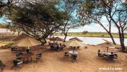 dónde alojarse en Kenia