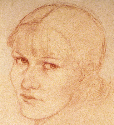 Self Portrait of Berta Hummel