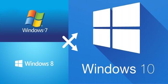 Как обновить Windows 7 или 8 до Windows 10 бесплатно в 2020 году