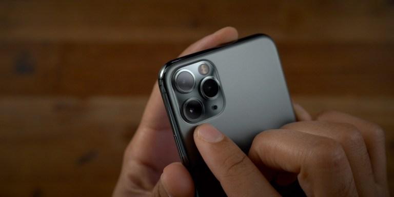 Как удаленно управлять камерой iPhone с помощью Apple Watch