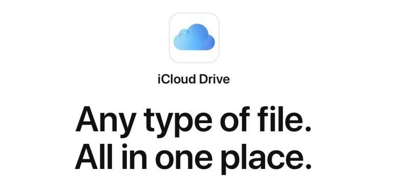 Как восстановить потерянные документы и файлы iCloud Drive
