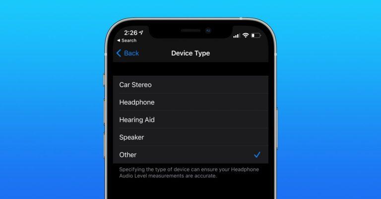 Как пометить устройства Bluetooth на iPhone и iPad