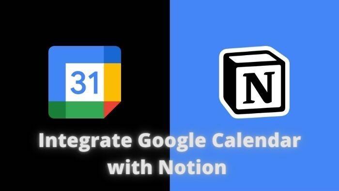 Как синхронизировать Notion с календарем Google
