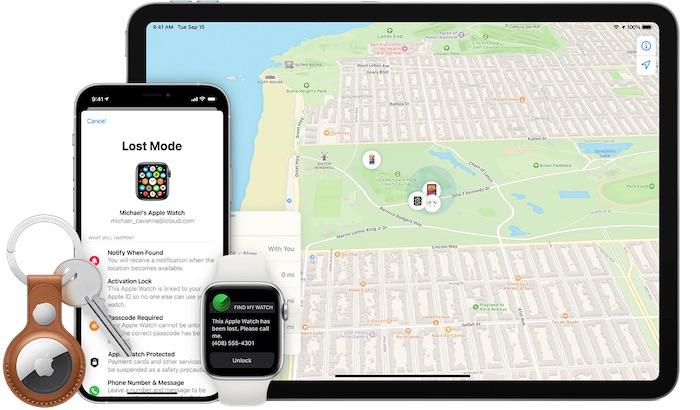 Найдите свой iPhone, даже если он выключен или сбросил настройки