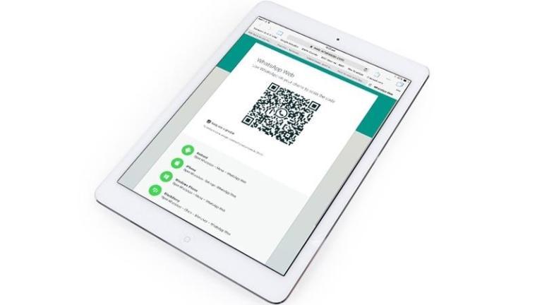 Как получить WhatsApp на iPad