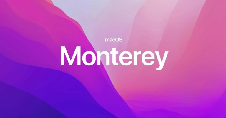 Следует ли мне перейти на macOS Monterey на моем Mac?