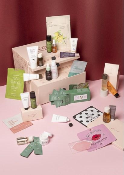 calendario de adviento Miin Cosmetics 2021