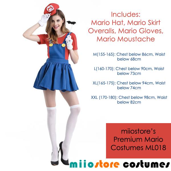 Rent Ladies Mario ML018 Premium
