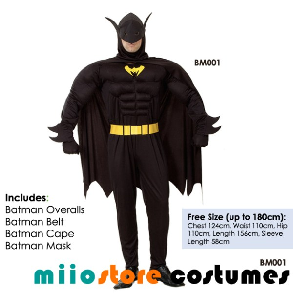 Premium Batman Costumes