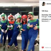 Mario Best Dressed Costumes Singapore - miiostore Costumes Singapore