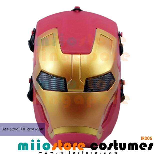 Ironman Costumes - miiostore Costumes Singapore - IR005