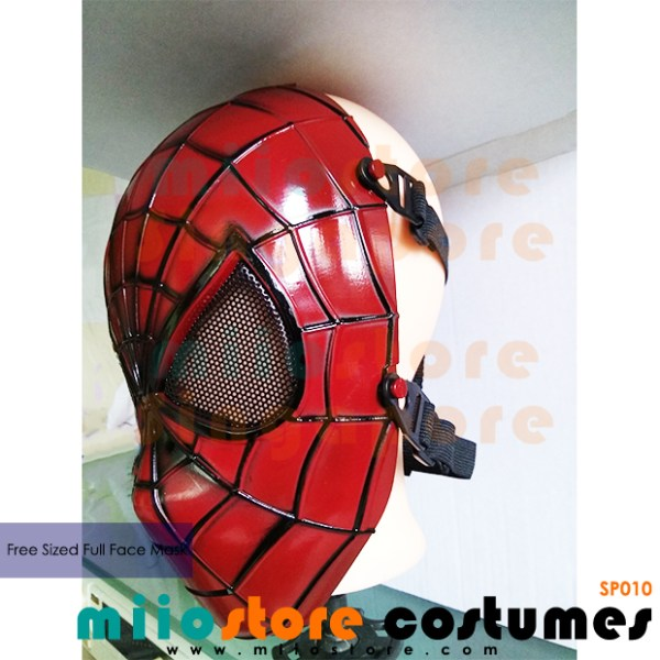 Spiderman Costumes - miiostore Costumes Singapore - SP010