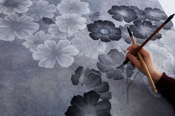 Anemone in light @Vogue