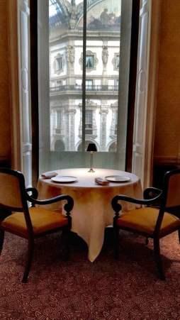 Café Cracco @milanorepubblica.it