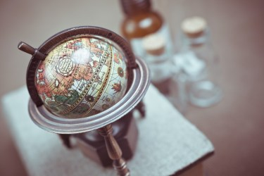 GPSの【global】は【世界的な】