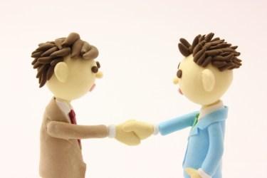 ネゴをするの「ネゴ」は英語の【negotiation:交渉する】の略