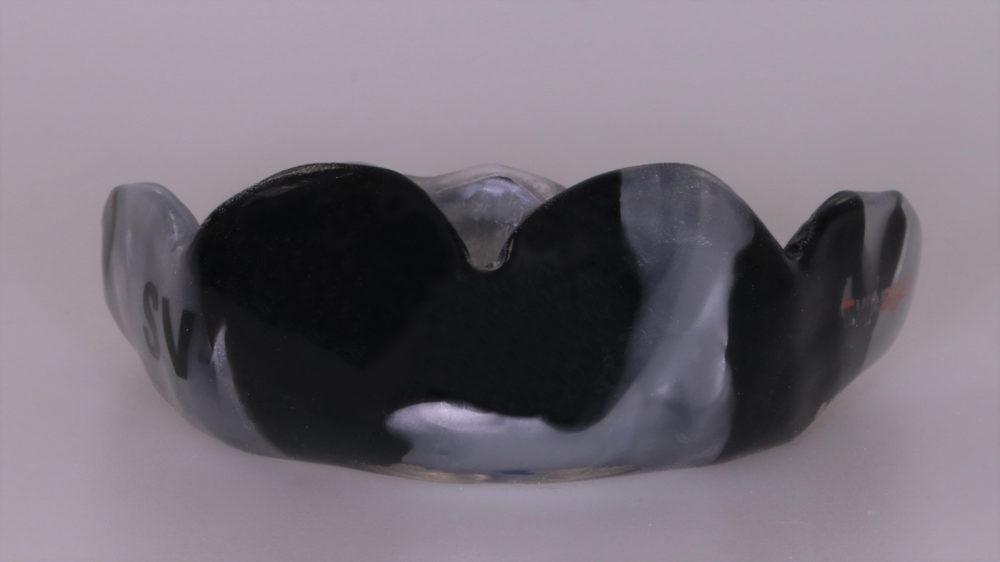 Confetti bitje zwart-zilver