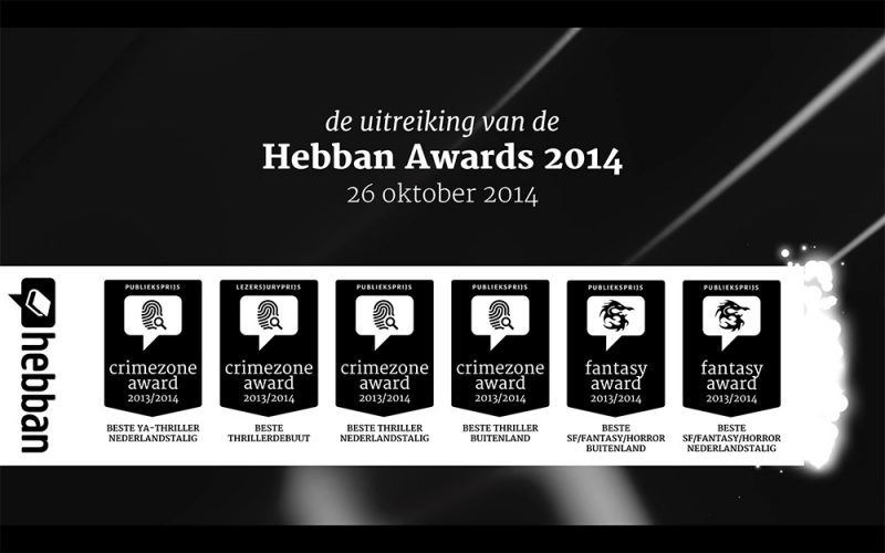 Hebban Crimezone Awards