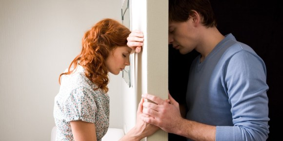 Als vertrouwen in je relatie op de proef gesteld wordt.