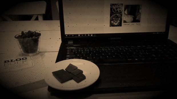 blog - boek - chocolade