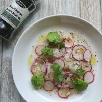 ceviche met Santa Maria Tellicherry Black Pepper + give away