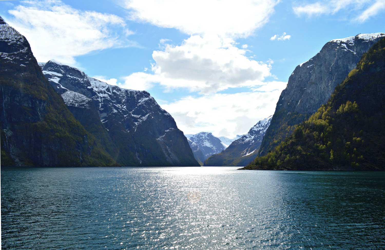 Noorwegen Fjorden Round trip Norway