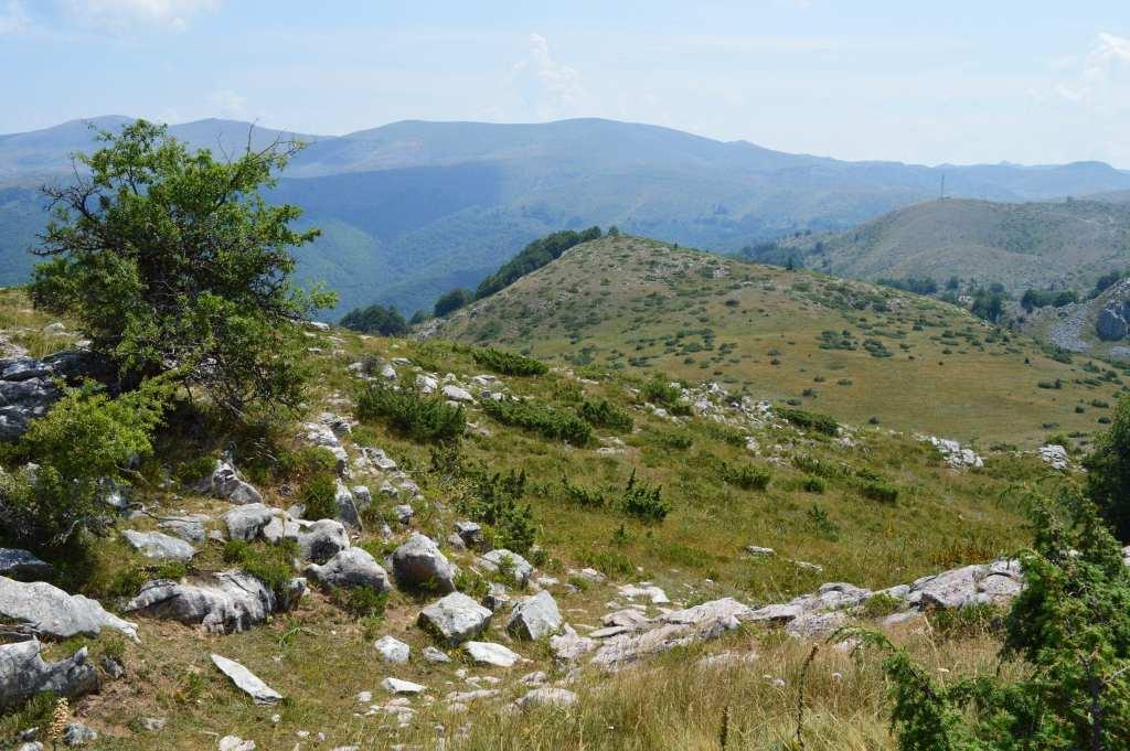 Mavrovo national park macedonie