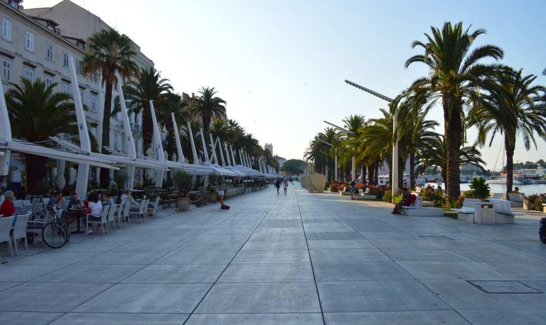 Boulevard Split Kroatië