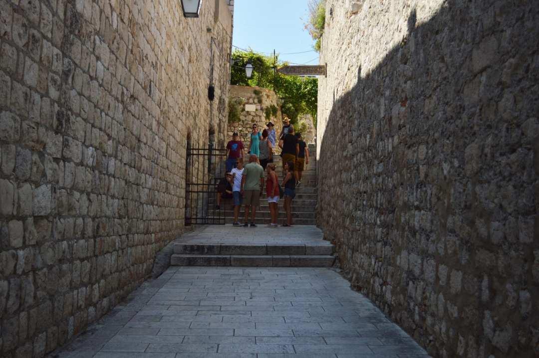 Oude stad Dubrovnik