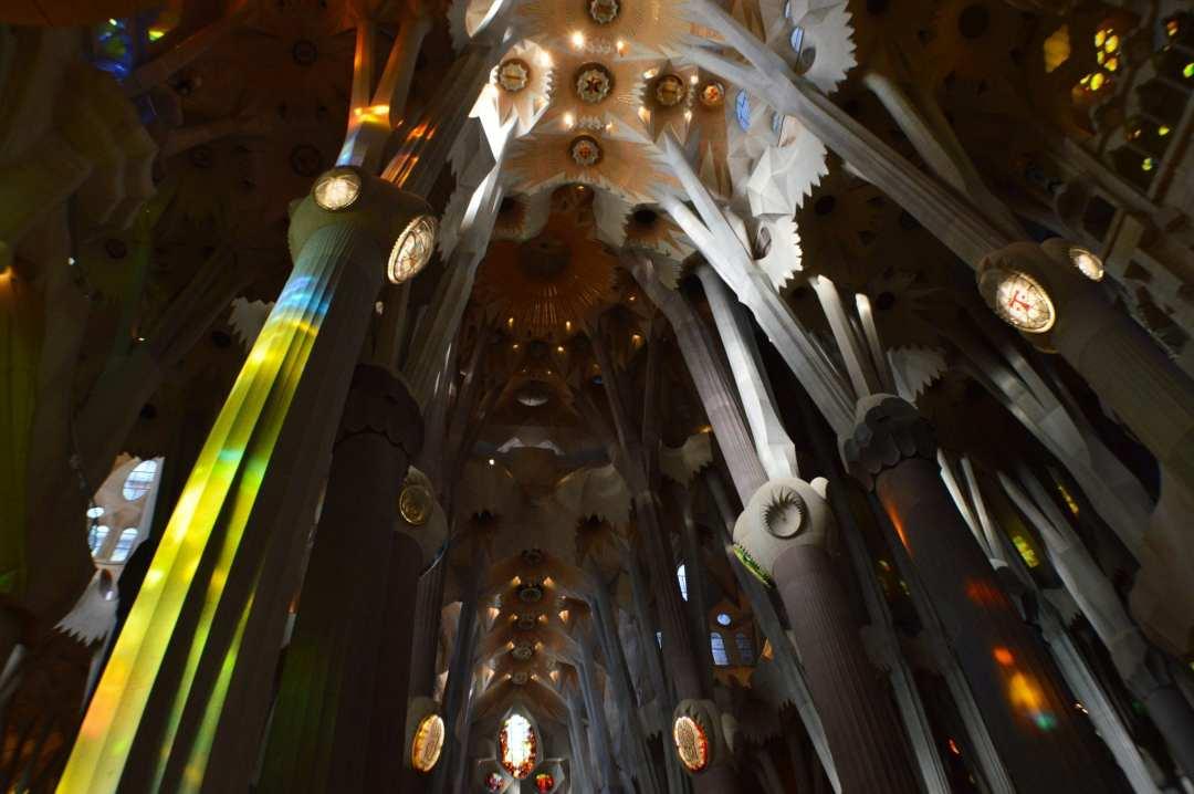 Sagrada Familia bezienswaardigheden in Barcelona
